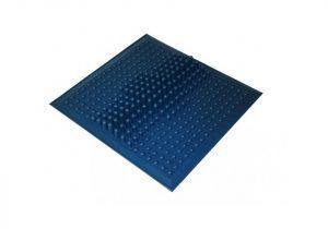 Синий массажный резиновый коврик Onhill от плоскостопия