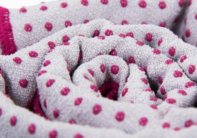 Фото 4 Коврик-полотенце для йоги TOWEL GRIP-oxid
