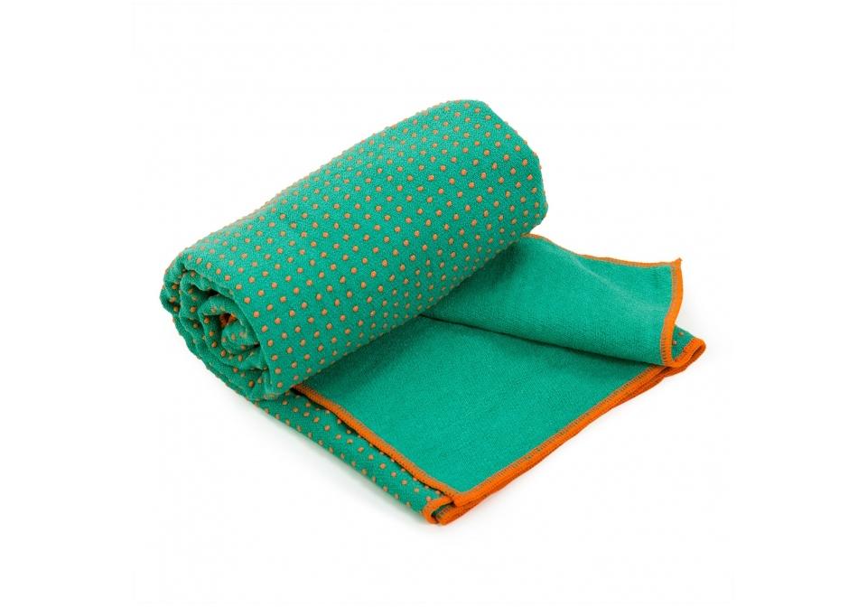 Фото 5 Коврик-полотенце для йоги TOWEL GRIP-oxid