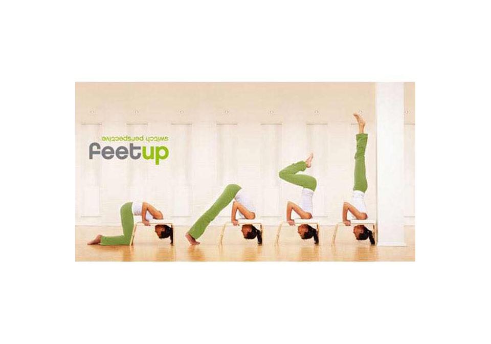 Фото 5 Стул для йоги FeetUp