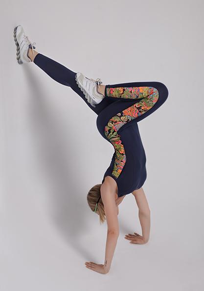 Фото 10 Комбинезон для йоги Apsara (Апсара)