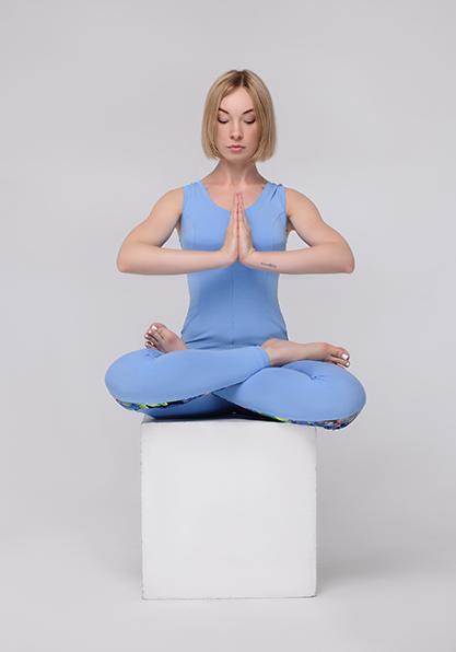 Фото 2 Комбинезон для йоги Apsara (Апсара)