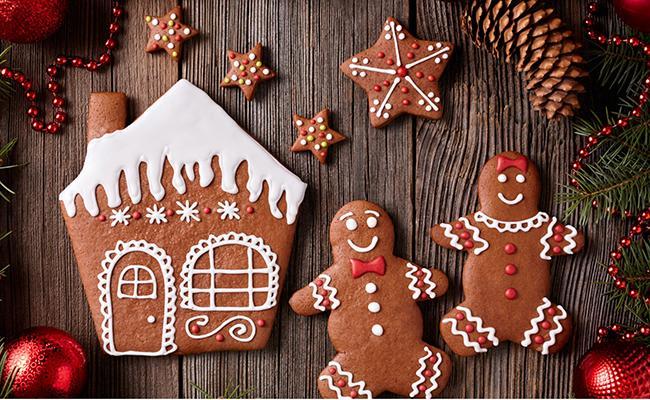 Любимые рецепты с мёдом на Новый год и Рождество