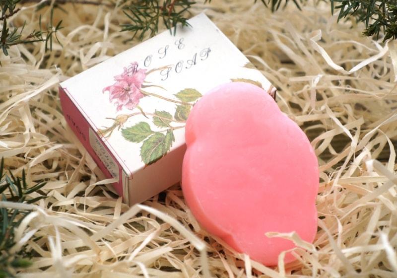 Фото Аюрведическое мыло Gulabsingh Rose 75 г