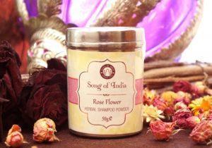 Шампунь Rose Flower от Song of India