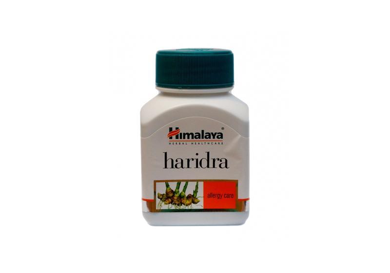Фото Харидра Хималая, Haridra Himalaya, 60 таблеток