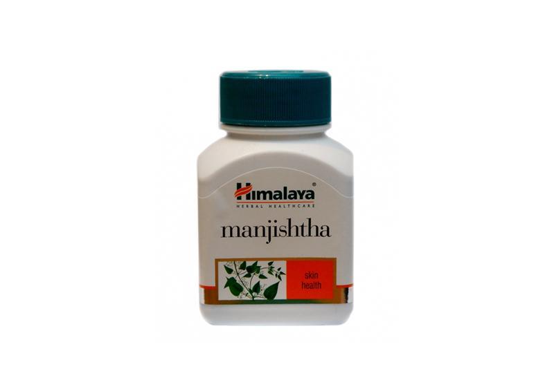 Фото Манджишта Хималая, Manjishtha Himalaya, 60 таблеток