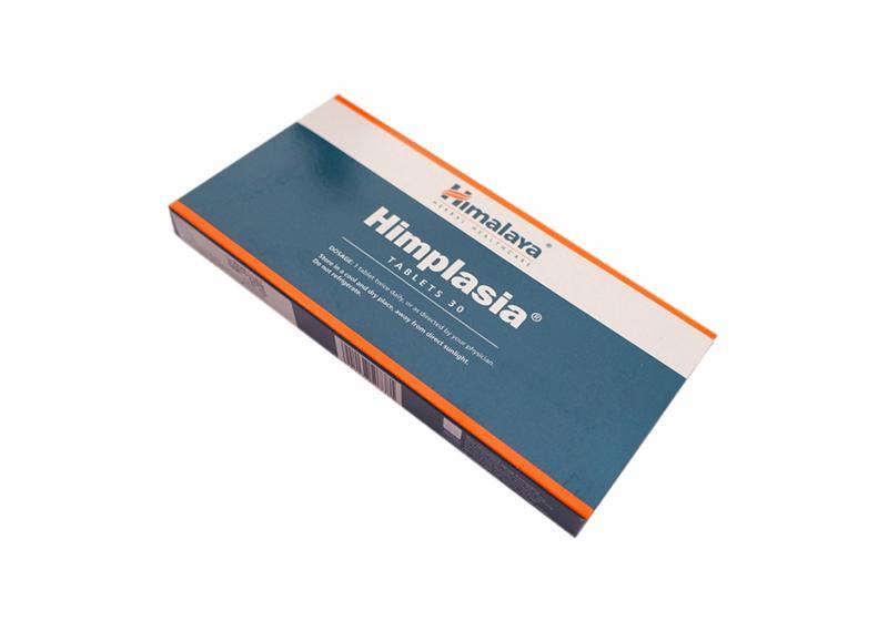 Фото Химплазия Хималая, Himplasia Himalaya, 30 таблеток