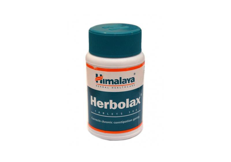 Фото Герболакс Хималая, Herbolax Himalaya, 100 таблеток