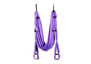 Гамак Original лилового цвета для йоги