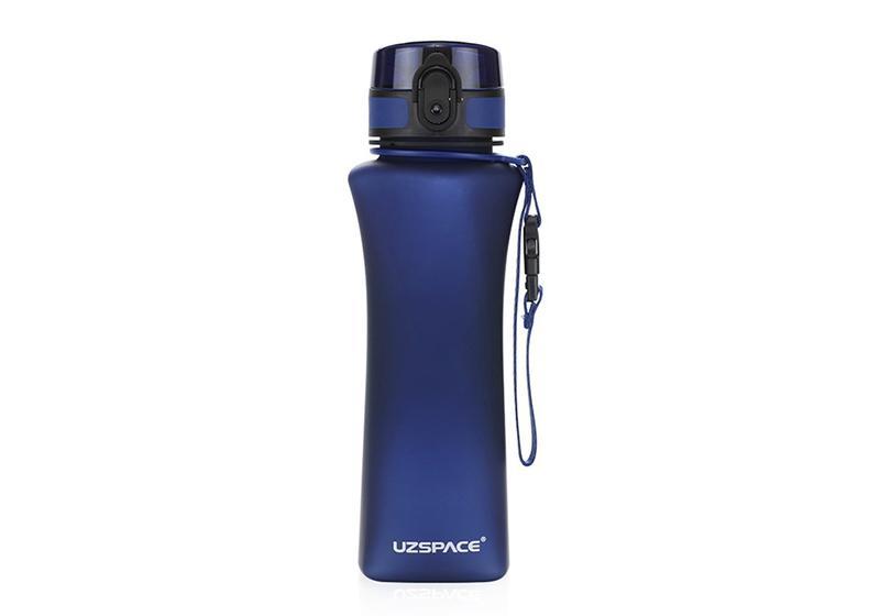 Фото Бутылка для спорта Uzspace 500 мл синяя