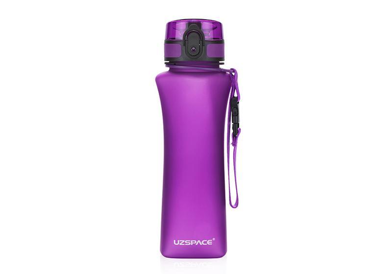 Фото Бутылка для спорта Uzspace 500 мл фиолетовая