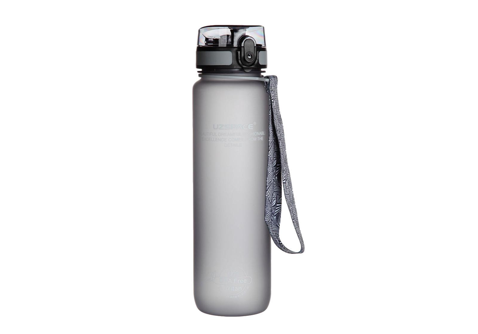 Фото 2 Бутылка для воды Uzspace 1000 мл розовая