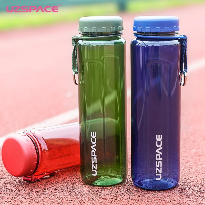 Фото 6 Бутылка для воды Uzspace 350 мл фиолетовая
