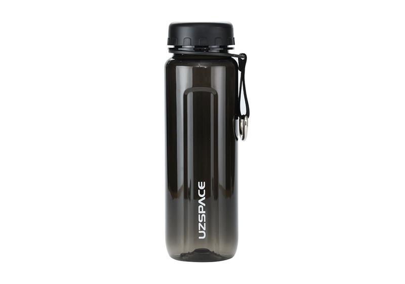 Фото Бутылка для воды Uzspace 350 мл черная