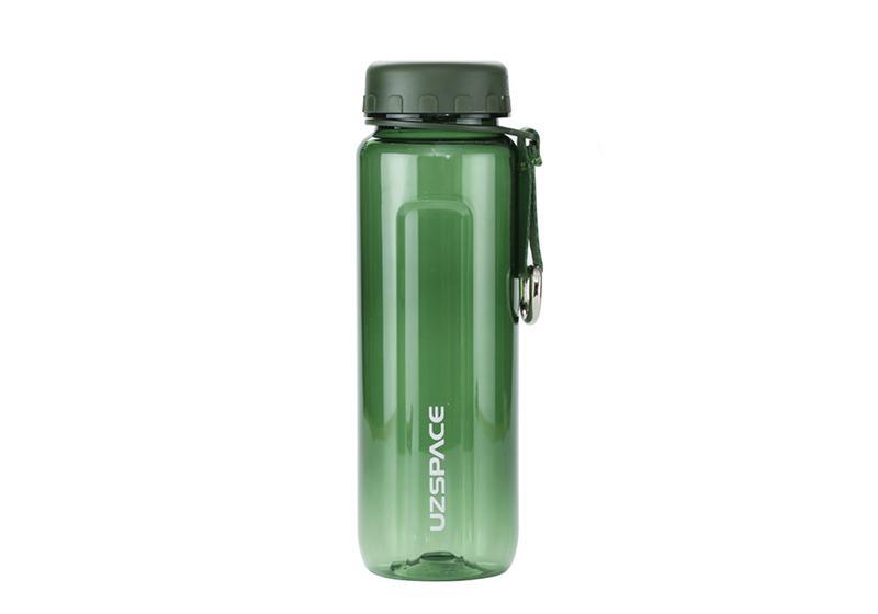Фото Бутылка для воды Uzspace 350 мл зеленая