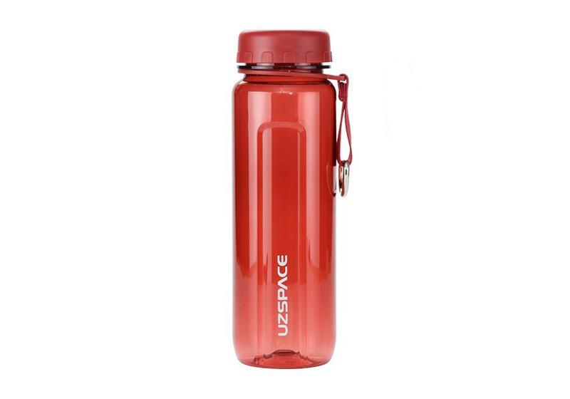 Фото Бутылка для воды Uzspace 500 мл красная