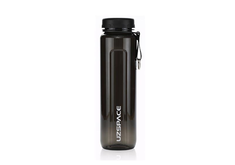 Фото Бутылка для воды Uzspace 750 мл черная