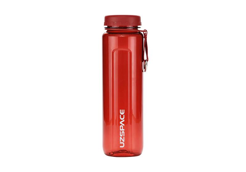 Фото Бутылка для воды Uzspace 750 мл красная
