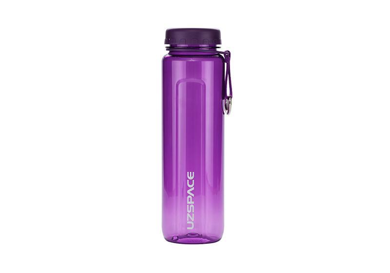 Фото Бутылка для воды Uzspace 750 мл фиолетовая