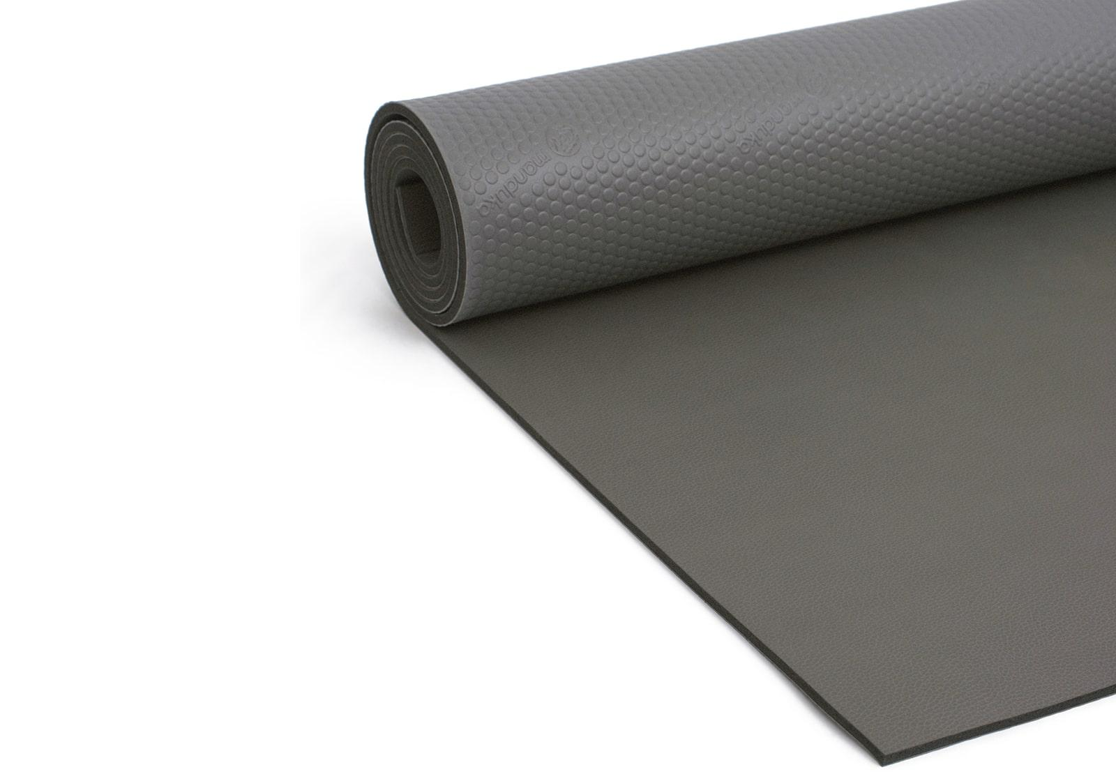 Фото 7 Коврик для йоги Manduka GRP Steel Grey