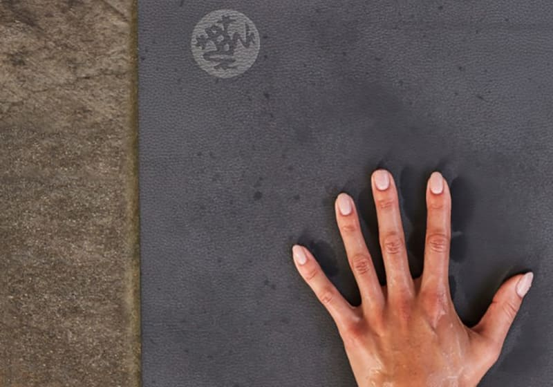 Фото 1 Коврик для йоги Manduka GRP Steel Grey