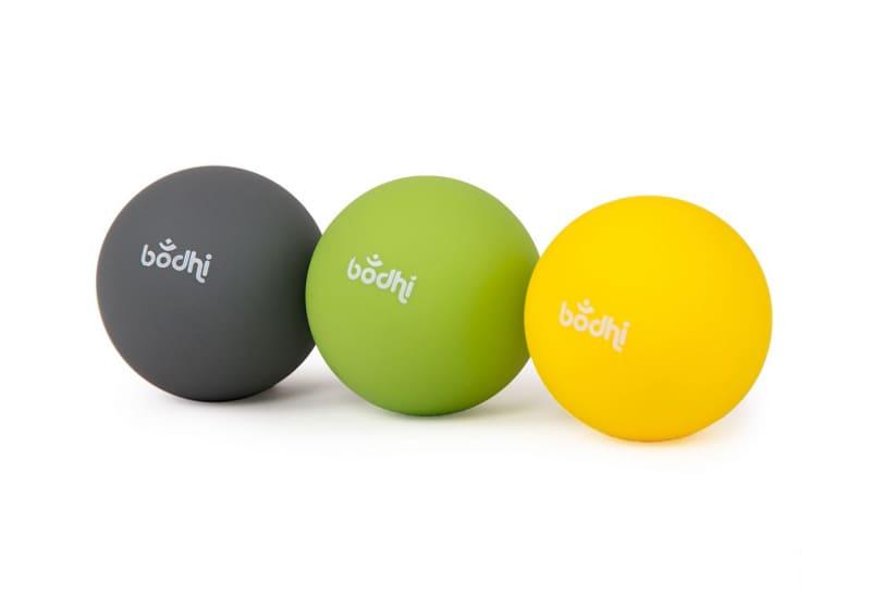 Фото Набор из 3-х массажных мячиков Bodhi