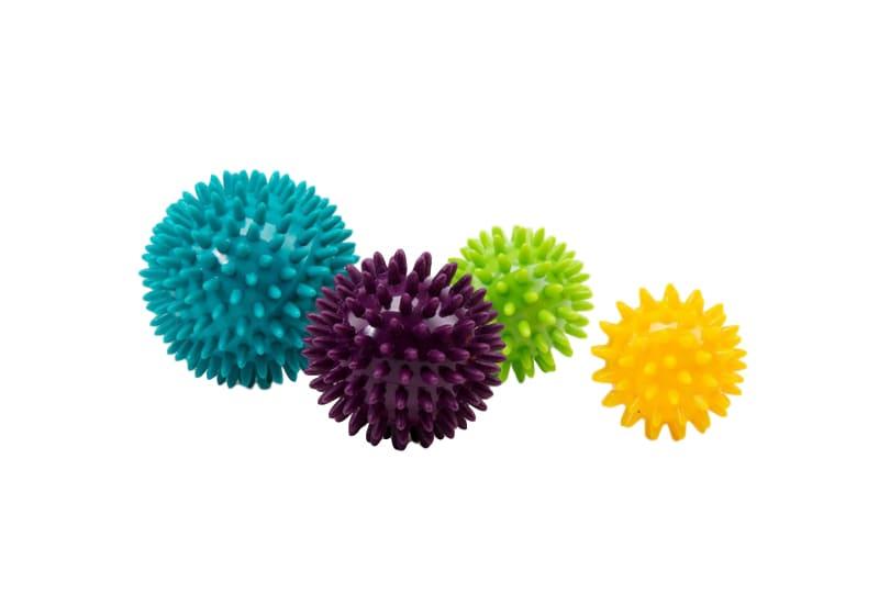Фото Набор из 4-х массажных мячиков Spiky Bodhi