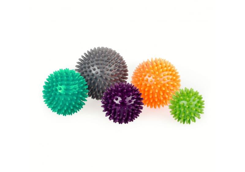 Фото Набор из 5-ти массажных мячиков Spiky Bodhi