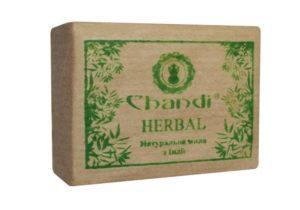 Мыло из Индии натуральное 90 г HERBAL Chandi
