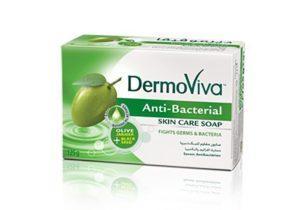 Антибактериальное мыло 125 г Dermoviva от Dabur