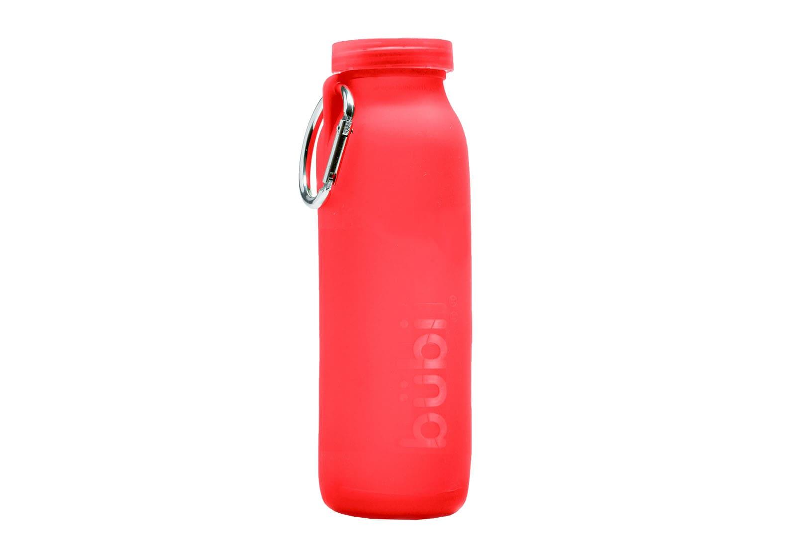 Фото Бутылка для воды Bubi 650 мл Crimson Red