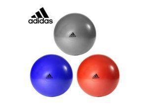 Яркие мячи Adidas для занятий фитнесом