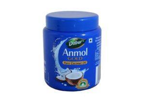 Масло кокосовое Anmol Gold 200 мл от Dabur
