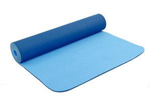 Сини/голубой мат Hanuman Lite для фитнеса и йоги