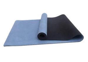 Йога-мат голубой Shakti 183х68х0.35 см от Amber
